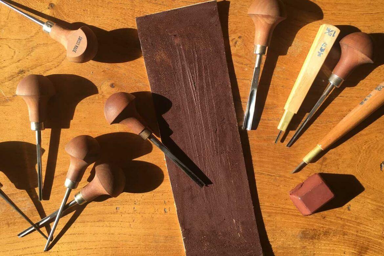 linocut-tools