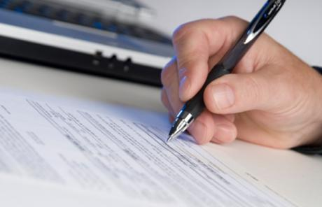 property-auction-paperwork