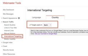 International-Targeting-Google-Webmasters-Tools