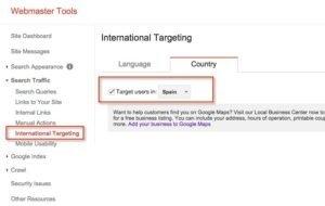 International-Targeting-Google-Webmasters-Tools