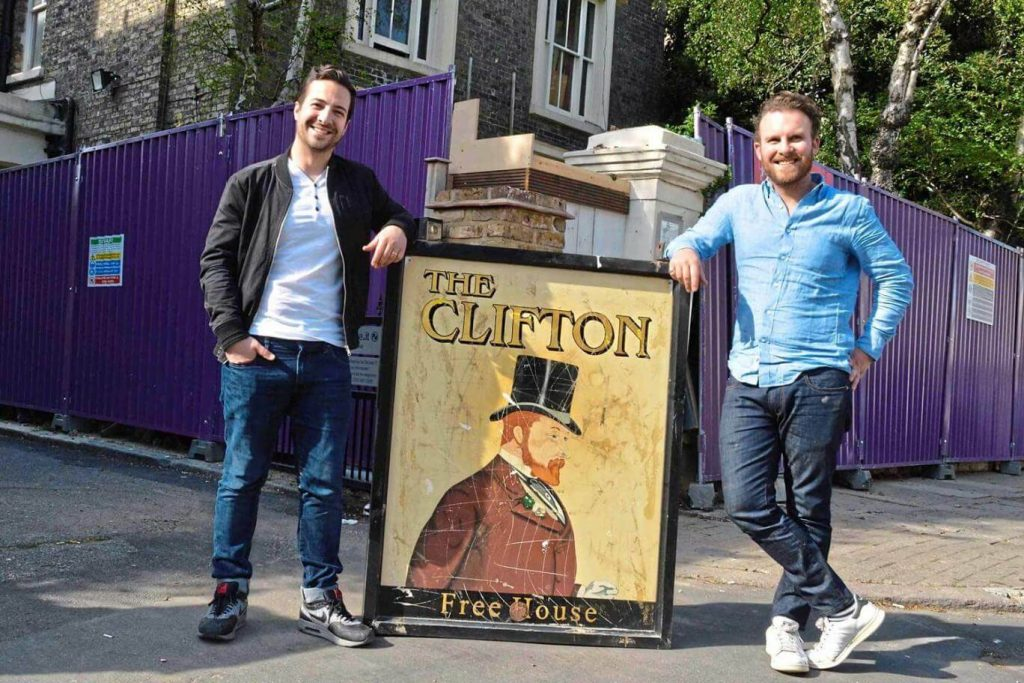 the-clifton-pub