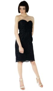 Dolce-and-Gobbana-classic-black-lace-strapless-dress-hire-Nothing-to-Wear-768x1317