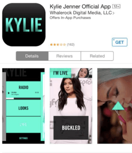 kylie-app