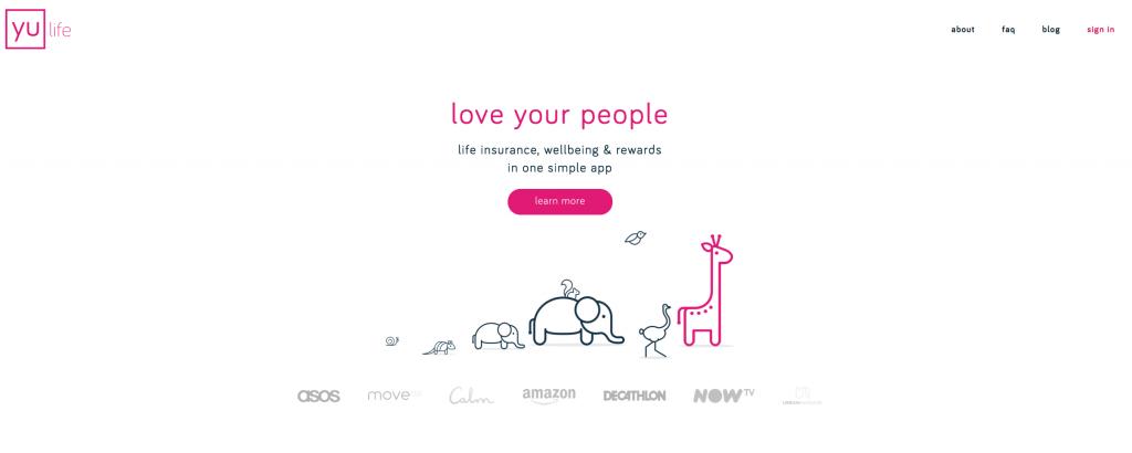 yu-life-website