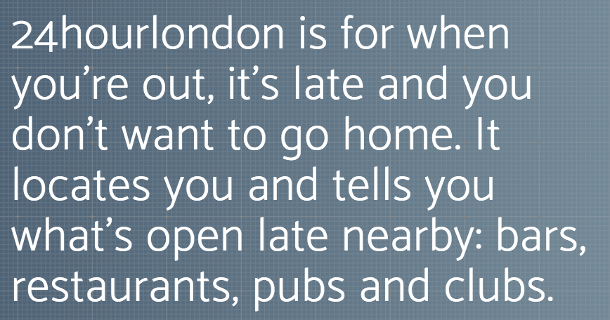 24hourlondon