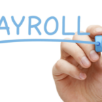 What is a company payroll?