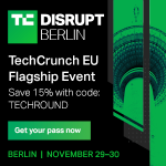 Event: TechCrunch Disrupt in Berlin