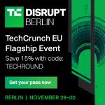 Event: TechCrunch Disrupt in Berlin