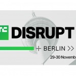TechCrunch Disrupt in Berlin 29-30 November