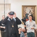 New, digital, life given to Vilnius' image of Divine Mercy as Pope's visit to Lithuanian capital nears