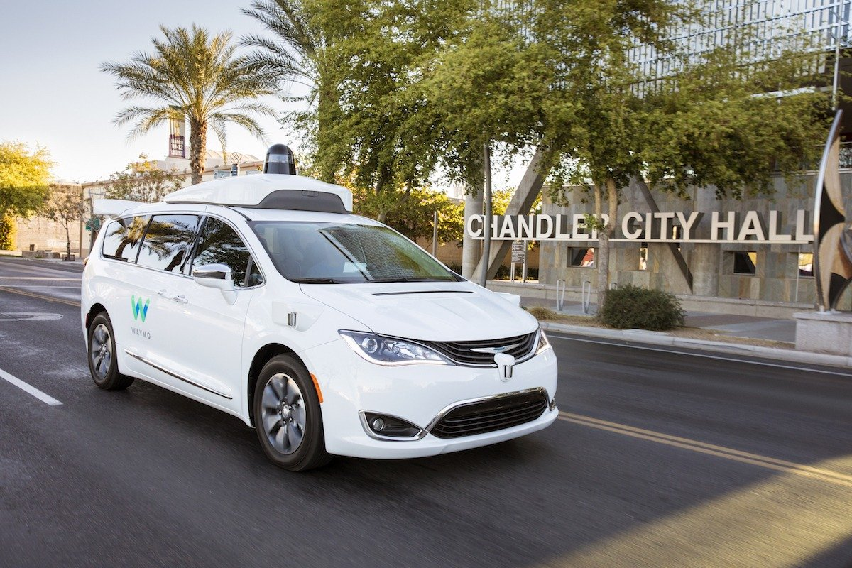 Waymo tests pricing for its self-driving cabs in Phoenix, Arizona