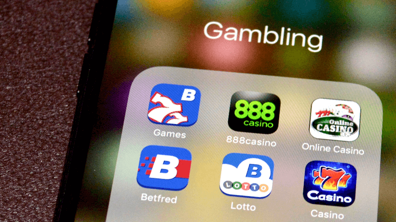 Underage gambling in the UK is rising