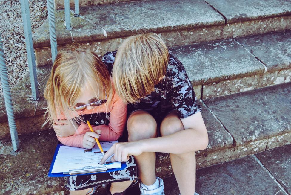 children-learning