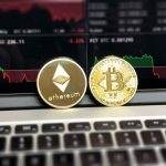 Cryptocurrencies bitcoin, ethereum and litecoin highest rise in over a year