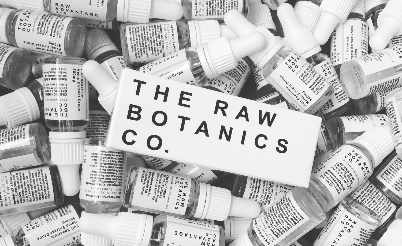 Raw Botanics CBD oil