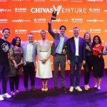 Avengers Star Zoe Saldana Supports Social Startups at Final of Chivas Venture