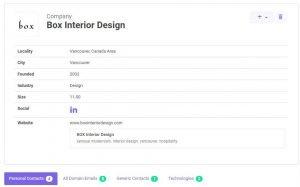 company-profile-results