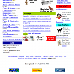 How website design has changed in the last 20 years