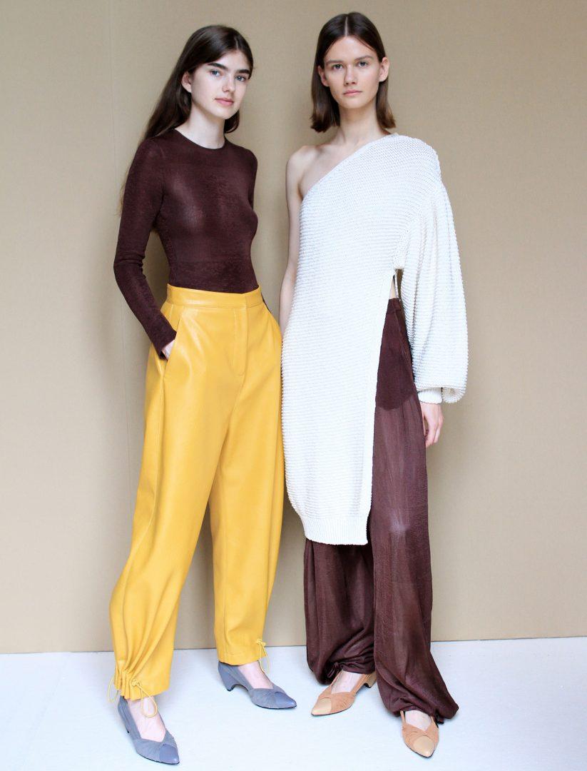 Stella McCartney x Bolt Threads at Paris Fashion Week