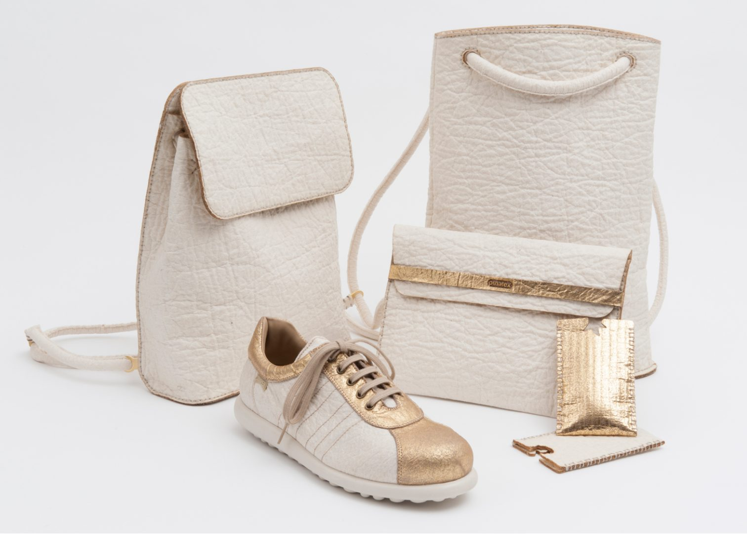 Piñatex, a sustainable textile startup turning pineapple leaves into vegan leather