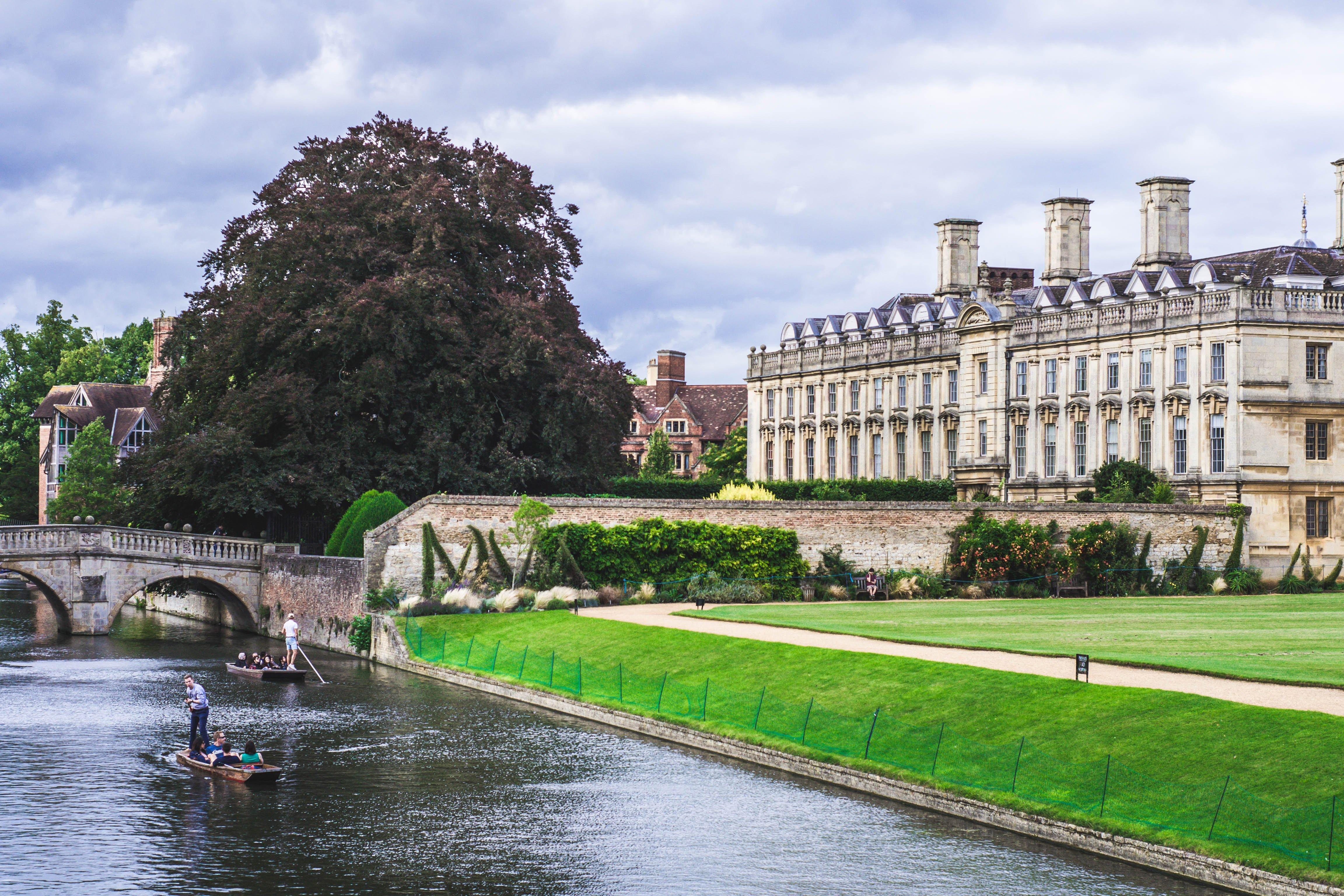 Cambridge, UK startups