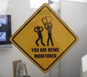 surveillance-sign