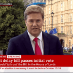 Broadcasters Turn to Headset Mics to Avoid the Noise in Westminster