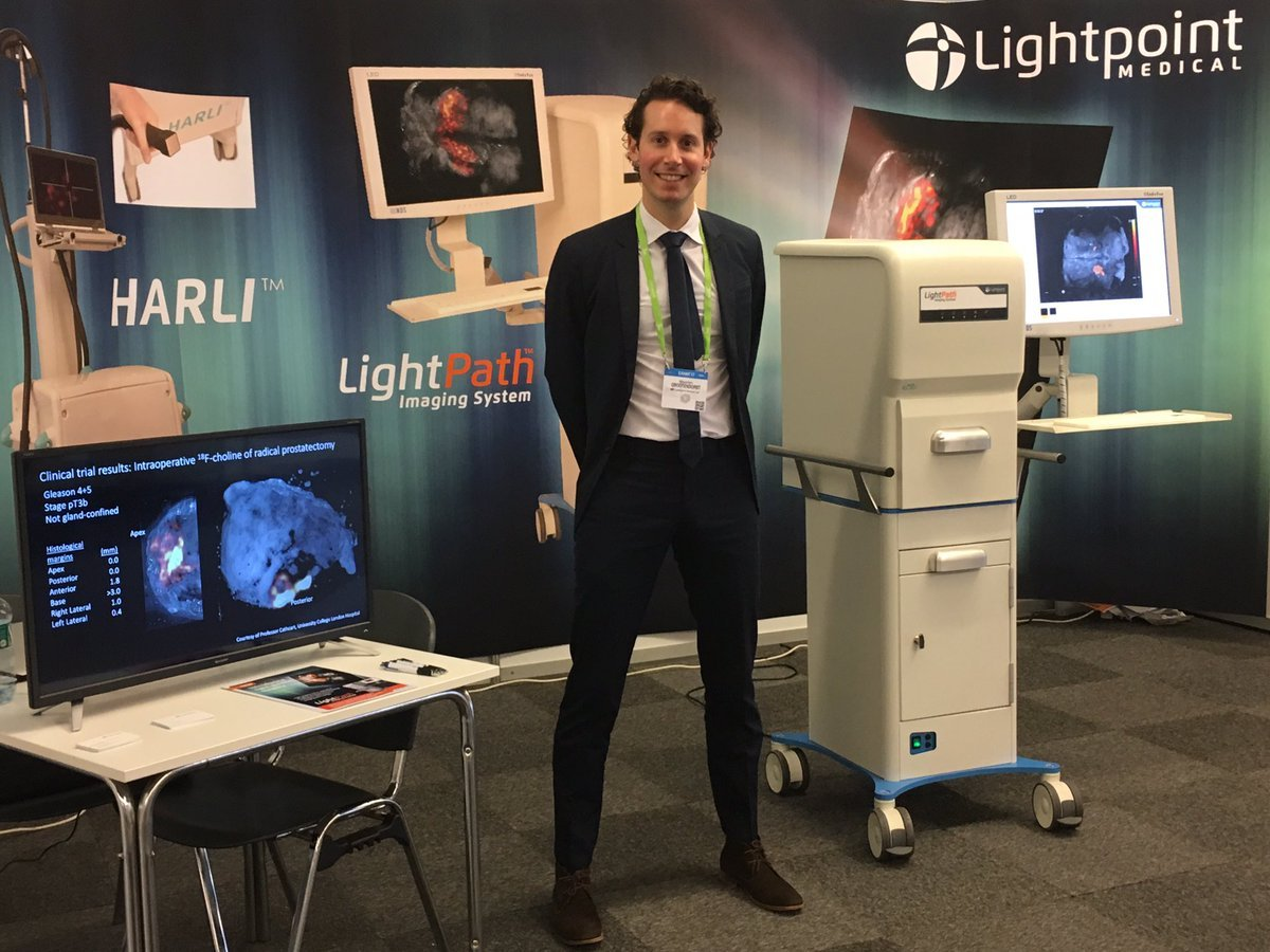 Lightpoint Medical has developed a device that highlights cancer cells in real time during surgery.