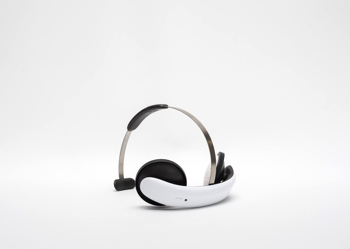 The Flow headset is an approved medical device for the treatment of depression.