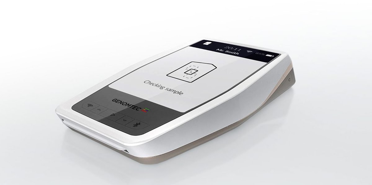 Genomtec's device analyses DNA and RNA for speedy diagnoses.