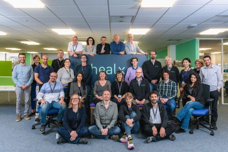 healx-startup-investment