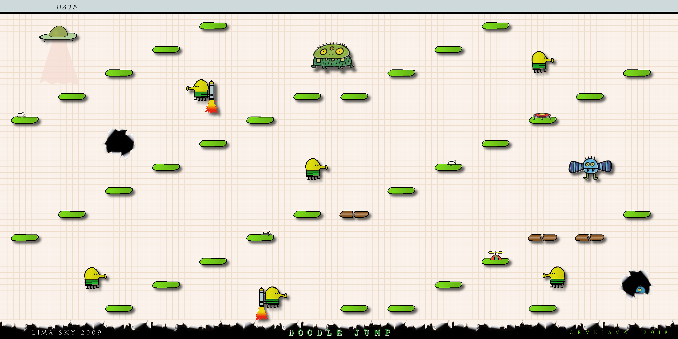 Doodle-Jump-game