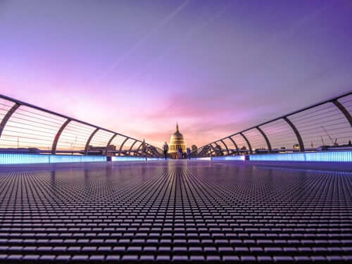 london-millennium-bridge