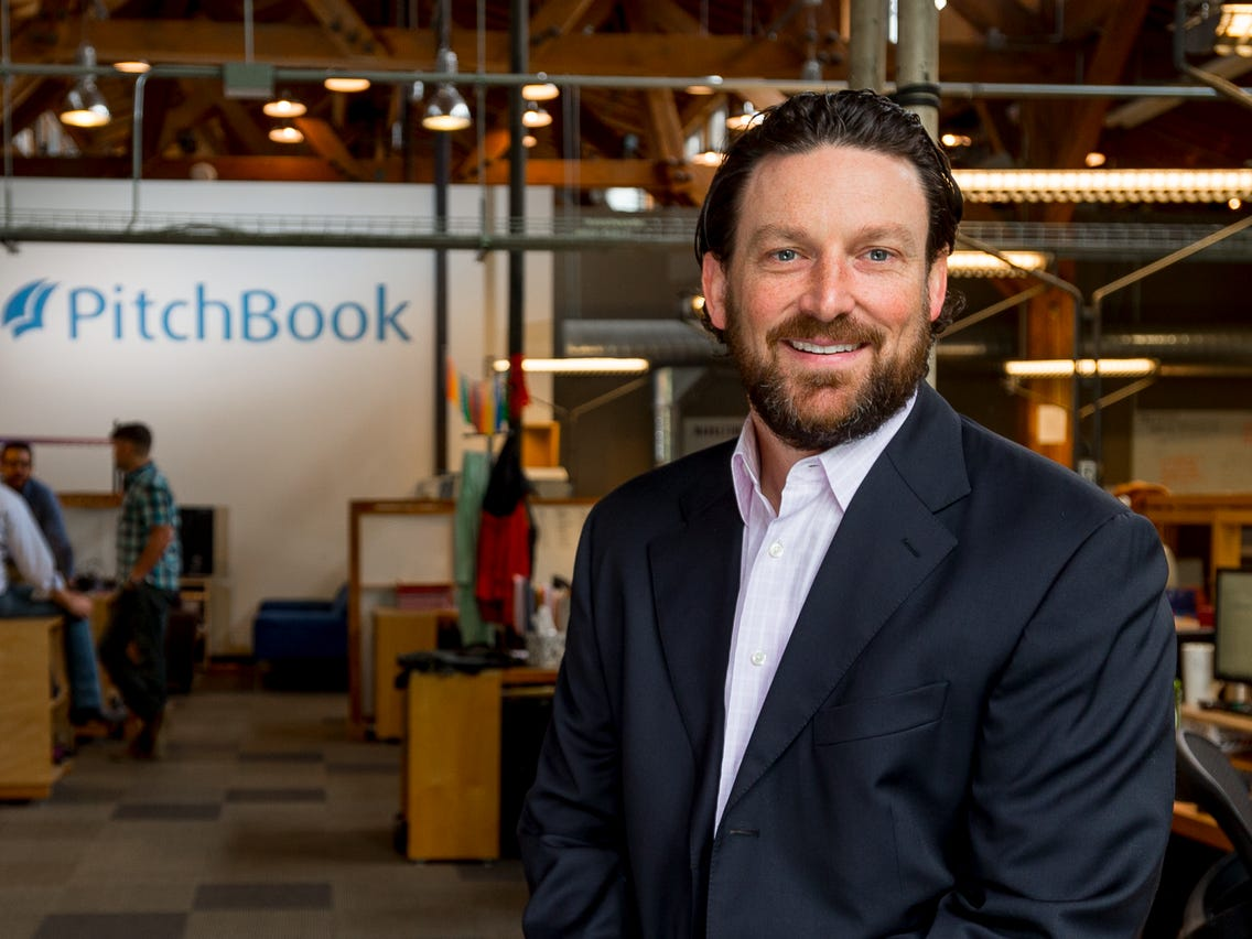 CEO Pitchbook
