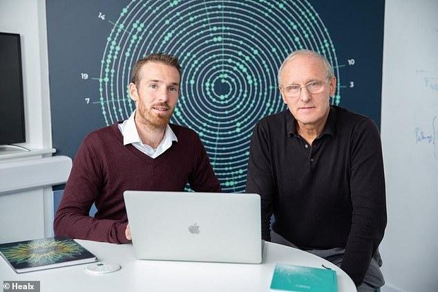 Healx founders