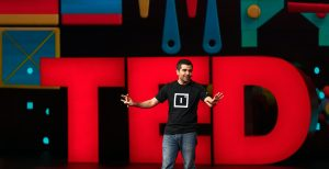 Improbable Ted Talk