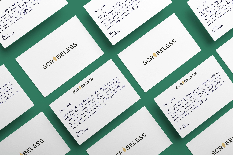 scribeless-startup