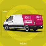 Adverttu's Transit Advertising Fleet Surpasses 15,000 with Shift Partnership