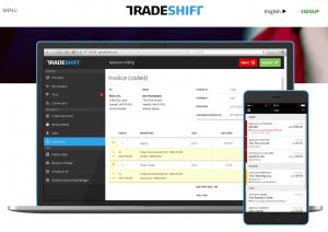 Tradeshift app