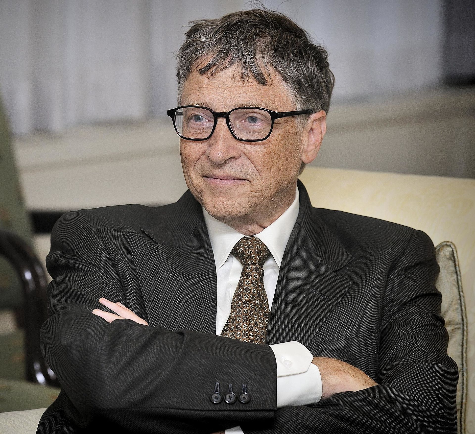 Bill Gates leaves Microsoft board of directors