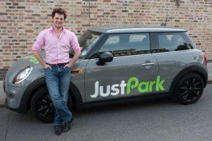 Justpark Founder