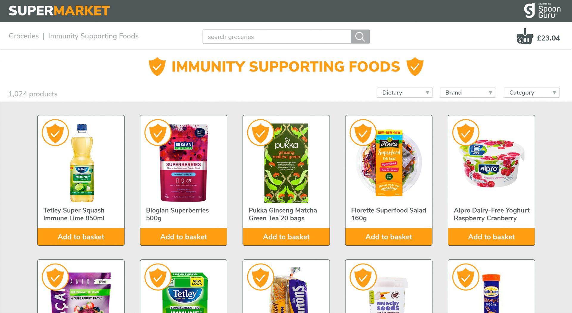Spoon Guru Immunity Support online-immunitysupport