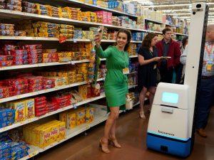 Bossa Nova robot