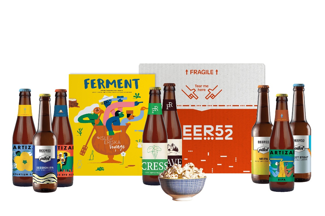 UK beer subscription boxes