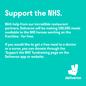 deliveroo-nhs-message