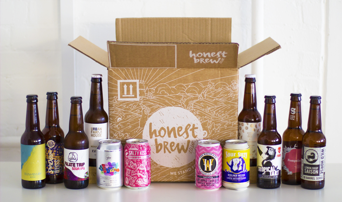UK beer delivery service