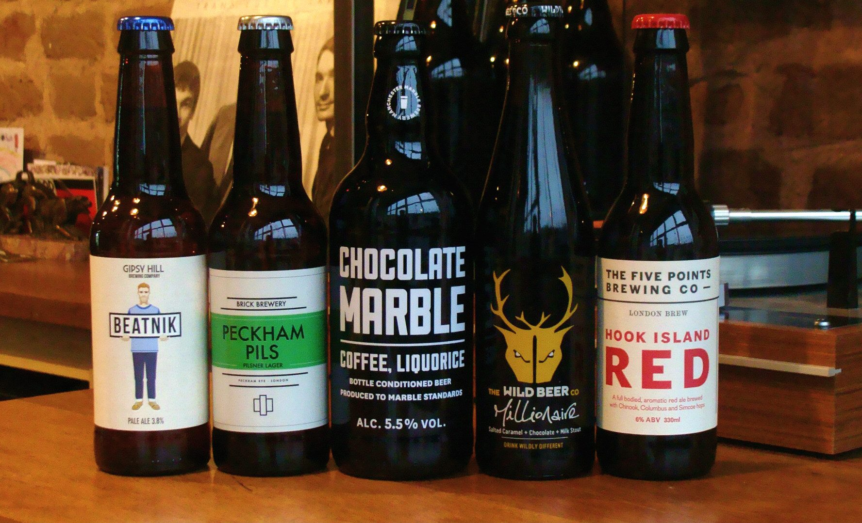 London beer subscription services