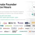 Playfair Capital and Tech Nation Announce Nationwide Female Founder Office Hours (remote edition)