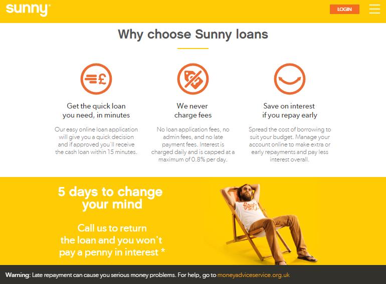 Sunny-Loans