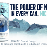 TENZING Launches National TV Campaign While Industry Big Dogs Aren't Barking